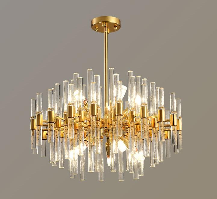 シャンデリア照明クリスタルガラス「CO-COSK2105-11」クリスタル